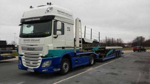 Fleet Daf XF ; 2015 03