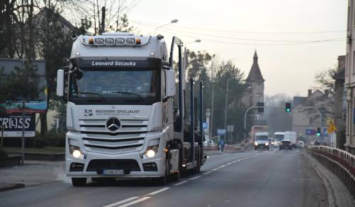 Fleet Mercedes Benz Actros 2012 01