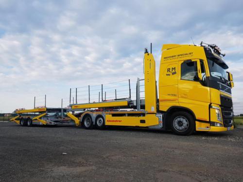 Fleet Volvo FH 2017 01