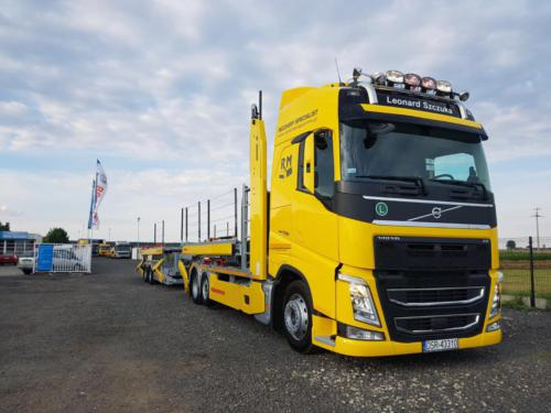 Fleet Volvo FH 2017 02