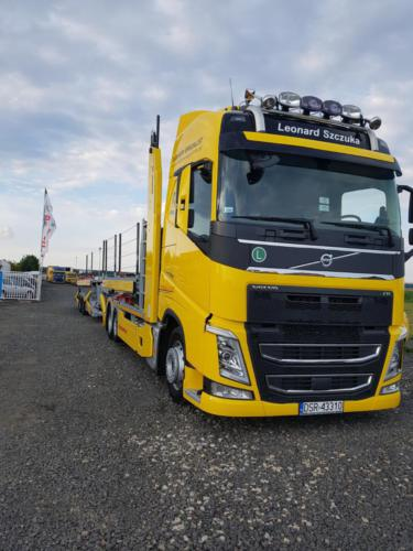 Fleet Volvo FH 2017 07