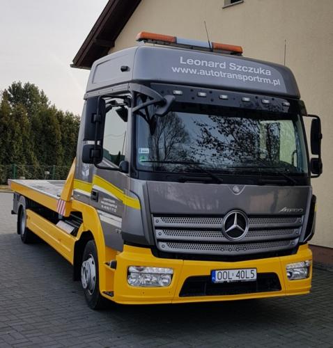 Mercedes Benz Atego 02