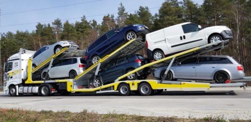 Transport Mercedes Benz Actros 2015 02