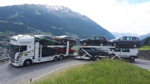 Scania 2014 Austria 2
