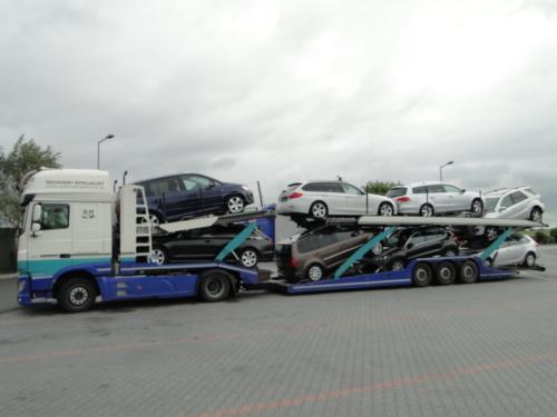 Transport Daf XF ; 2015 04