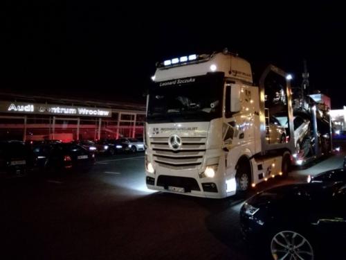 Transport Mercedes Benz Actros 2012 08