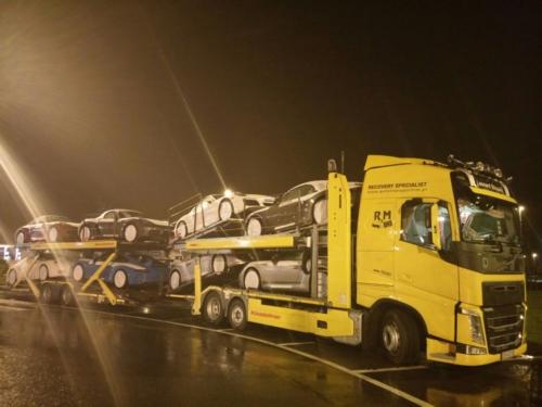 Transport Volvo FH 2017 09