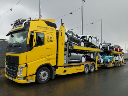 Transport Volvo FH 2017 10